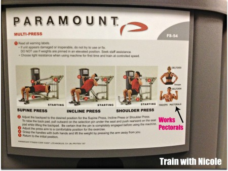Chest Press Pectoral - trainwithnicole.net
