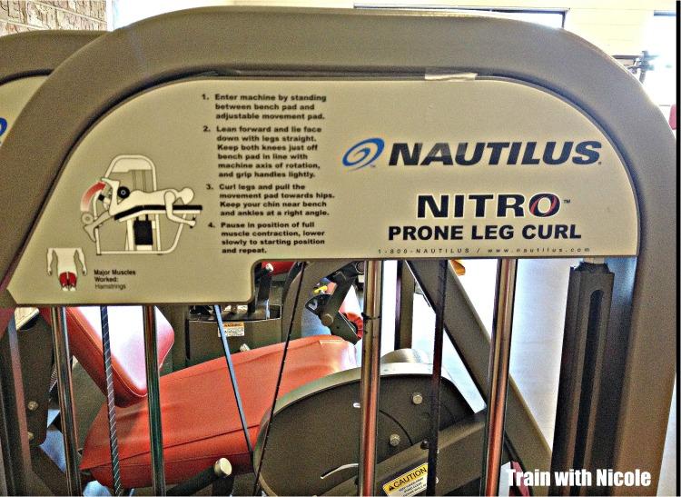 Muscle group = Hamstrings