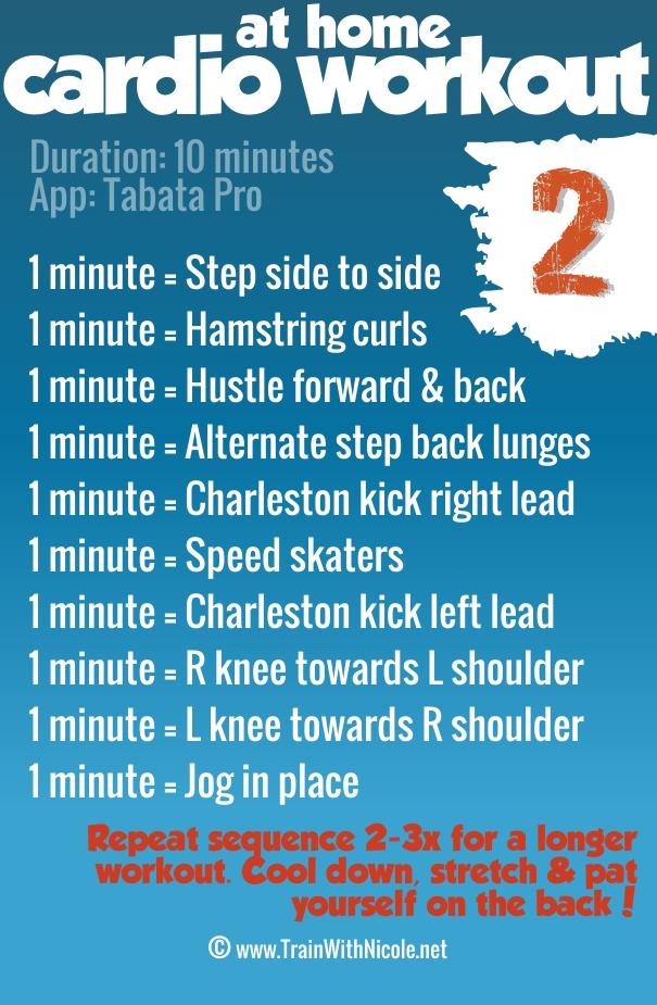 10 Minute Trainer Program