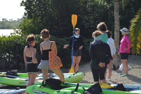 Kayak and paddle boarding - www.trainwithnicole.net
