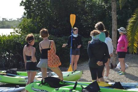 Kayak and paddle boarding - www.trainwithnicole.net