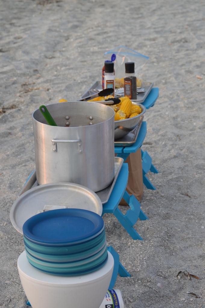 Shrimp boil  - www.trainwithnicole.net